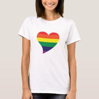 Gay Graphic Tees - Pride Heart_02