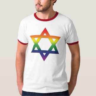 Gay Graphic Tees - Star of David_03