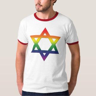 Gay Graphic Tees - Star of David_03
