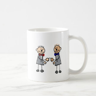 Gay Grooms Coffee Mug