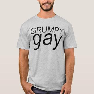 gay gruñón playera