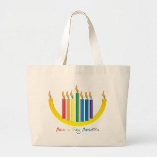 Gay Hanukka Bags