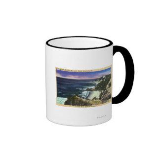 Gay Head Cliffs, Striped Bass Fishing Grounds Mugs