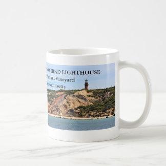 Gay Head Lighthouse, Martha's Vineyard MA Coffee Mug