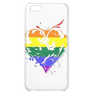 gay heart case for iPhone 5C