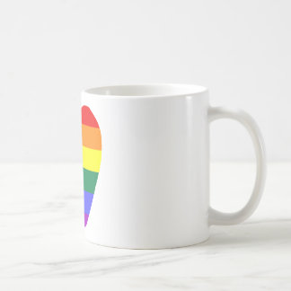 Gay Heart Coffee Mug