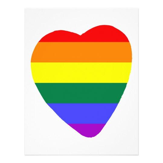 Gay Heart Flyer