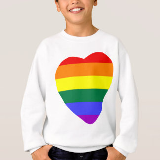 Gay Heart Sweatshirt
