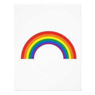 Gay Humor rainbow pride true Flyers