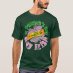 Gay Irish St Patrick's Day T-shirt at Zazzle