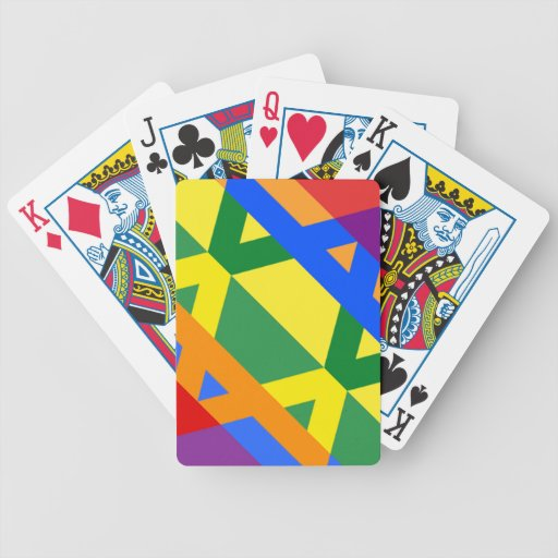 Gay Jew Deck Of Cards
