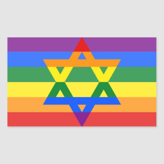 Gay Jew Sticker Set