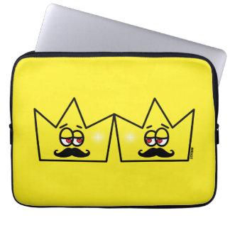 Gay King Crown King Crown Laptop Sleeve