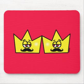 Gay King Rei Crown Coroa Mouse Pad