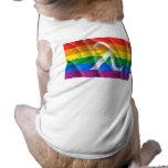 GAY LAMBDA DOG CLOTHING