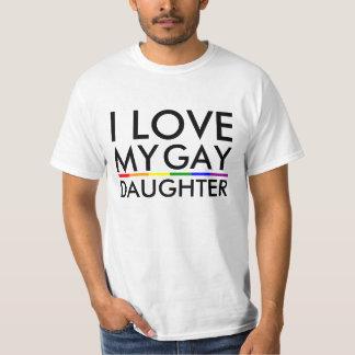 Gay / Lesbian I love My Gay Daughter -Shirt T-Shirt