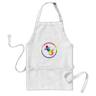 Gay & Lesbian Pride Adult Apron