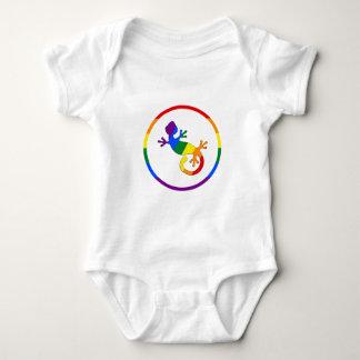 Gay & Lesbian Pride Baby Bodysuit