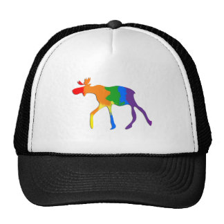 Gay & Lesbian Pride Canada Moose Trucker Hat