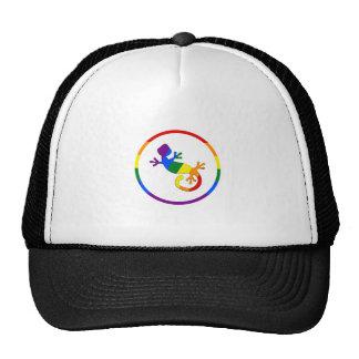 Gay & Lesbian Pride Trucker Hat