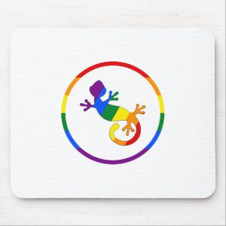 Gay & Lesbian Pride Mouse Pad