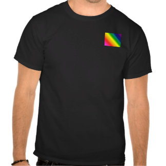 Gay, Lesbian Rainbow, Pride Colors all t-shirts T-shirt