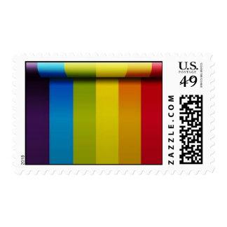 gay/ lesbian stamp