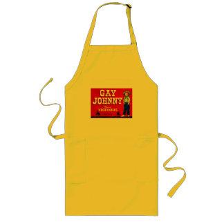 gay long apron