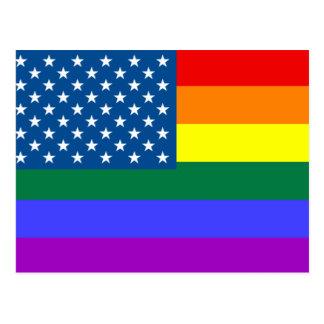 Gay los E.E.U.U. Tarjetas Postales