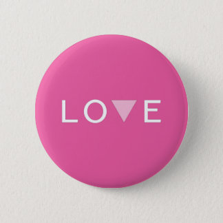 Gay Love and Pride Button