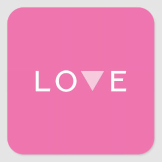 Gay Love and Pride Sticker