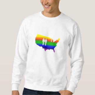 Gay Love Wins! Sweatshirt