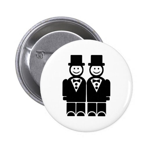 Gay Marriage Pin
