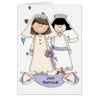 gay marriage card