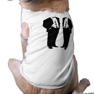 Gay Marriage Dog T-shirt