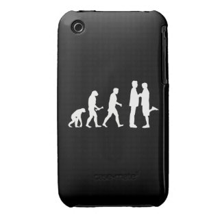 Gay Marriage Evolution - iPhone 3 Covers