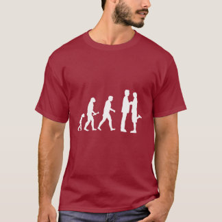 Gay Marriage Evolution - T-Shirt