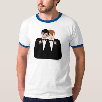 Gay Marriage Groom Shirt