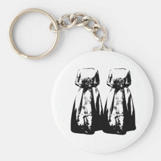 Gay Marriage - Keychain