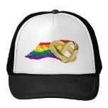 Gay Marriage Mesh Hats