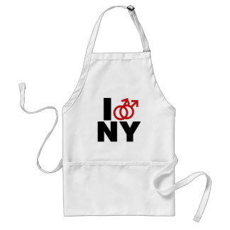 Gay Marriage New York Aprons