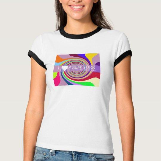 Gay Marriage New York Tee Shirt