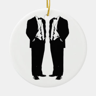 Gay Marriage Christmas Ornaments
