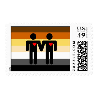 Gay Marriage Postage Stamp