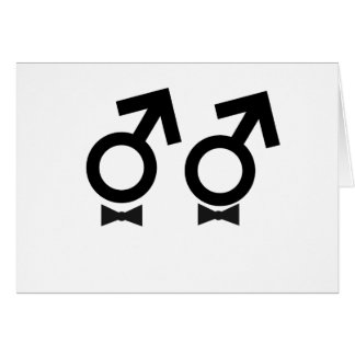 Gay Marriage T-shirt Cards