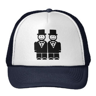 Gay Marriage Trucker Hat