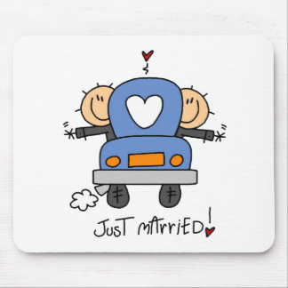 Gay Marriages Mouse Pad