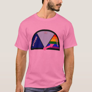 Gay Meter -- Do You Beep? T-Shirt