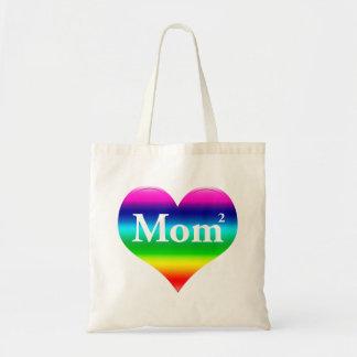 Gay Mom Squared LGBT Tote Bag