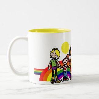 GAY Mugs - Luv 2 Moms